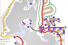 Проект застройки Коттеджного поселка ООО «Нара-1»